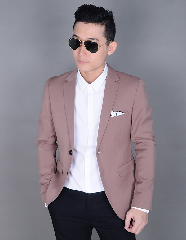 áo khoác dạ Hàn Quốc 4