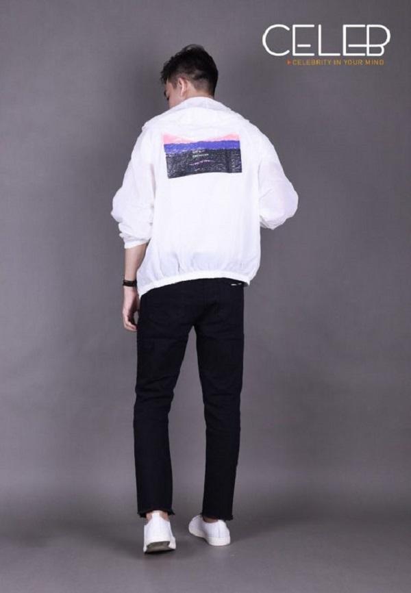 áo khoác dạ Hàn Quốc 1
