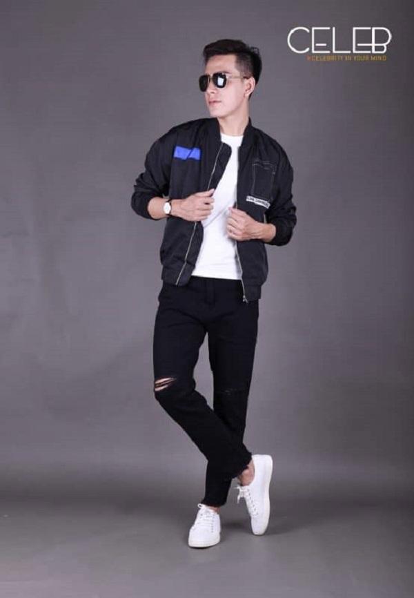 áo khoác dạ Hàn Quốc 3